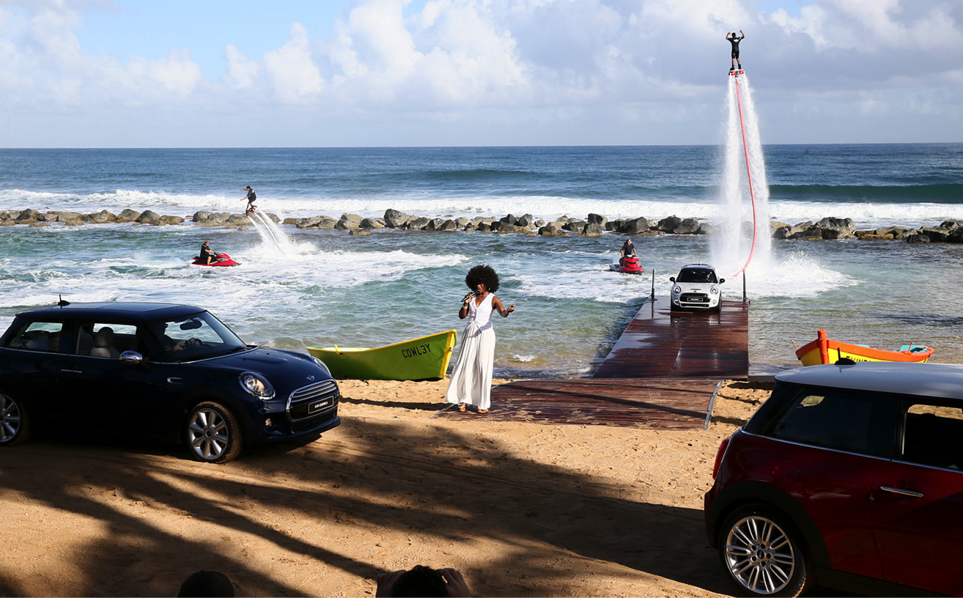 THE NEW MINI, THE NEW ORIGINAL – PUERTO RICO