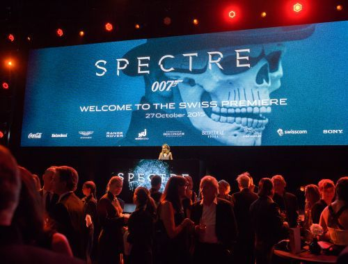 SPECTRE PREMIERE AFTER PARTY – ZURICH