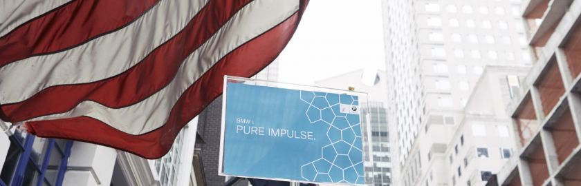 BMW i8PURE IMPULSE EXPERIENCE – NEW YORK, LOS ANGELES