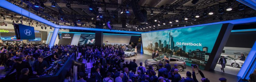 HYUNDAI PRESS EVENT – IAA, FRANKFURT