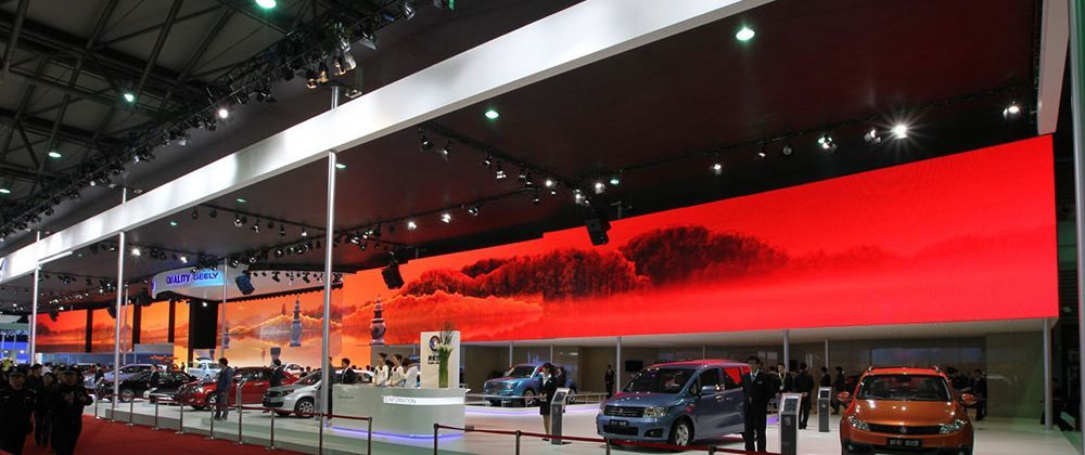 GEELY MESSESTAND – SHANGHAI