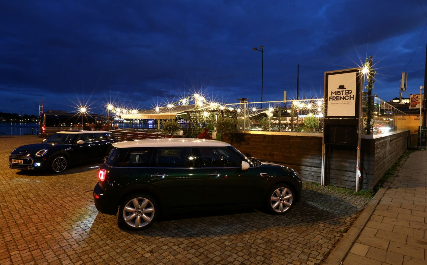 THE NEW MINI CLUBMAN – STOCKHOLM
