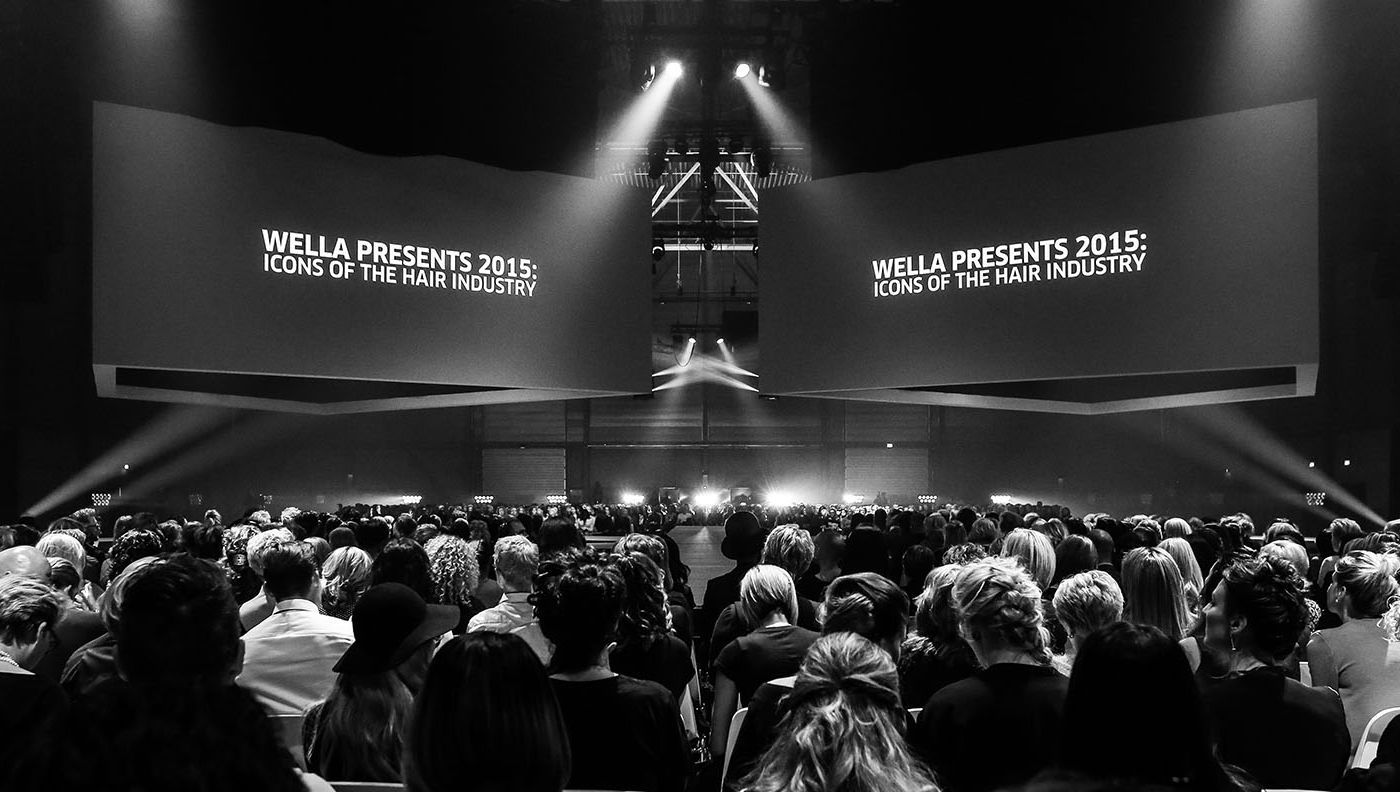 WELLA PRÄSENTIERT ICONS OF THE HAIR INDUSTRY – AMSTERDAM