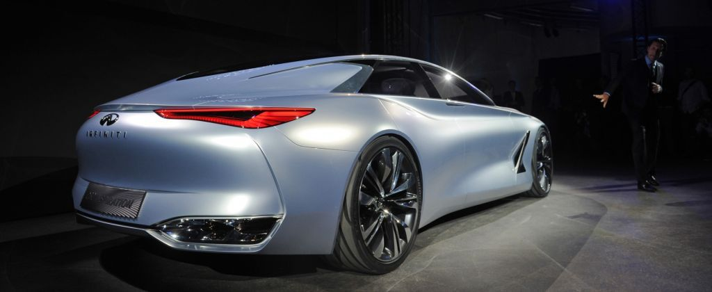 INFINITI Q80 INSPIRATION – PARIS